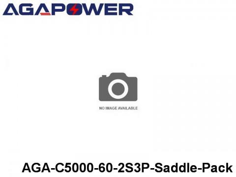 323 AGA-Power 60C Hard Case Packs AGA-C5000-60-2S3P-Saddle-Pack Part No. 66002
