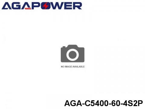 324 AGA-Power 60C Hard Case Packs AGA-C5400-60-4S2P Part No. 66004