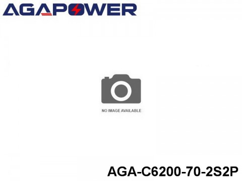 317 AGA-Power 70C Hard Case Packs AGA-C6200-70-2S2P Part No. 67005