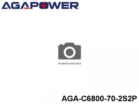 319 AGA-Power 70C Hard Case Packs AGA-C6800-70-2S2P Part No. 67002