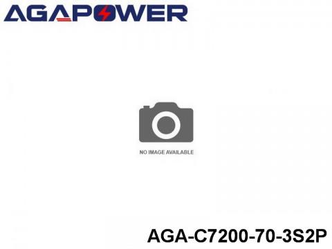 321 AGA-Power 70C Hard Case Packs AGA-C7200-70-3S2P Part No. 67008