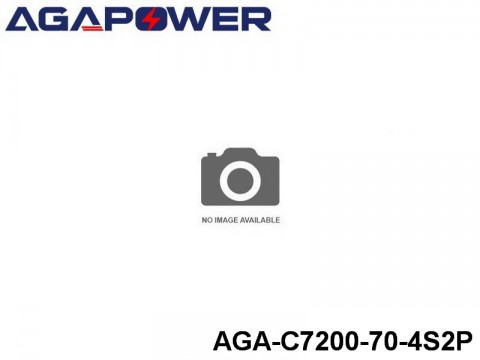322 AGA-Power 70C Hard Case Packs AGA-C7200-70-4S2P Part No. 67009