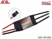 AGF-Athlon Run Hobbywing Series ESC AGF-AR-20A