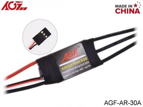 AGF-Athlon Run Hobbywing Series ESC AGF-AR-30A