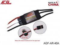AGF-Athlon Run Hobbywing Series ESC AGF-AR-40A