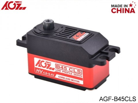 AGF-Low Profile Servo AGF-B45CLS
