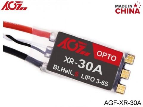 AGF-Xeon Run BLHeli-S Series ESC AGF-XR-30A