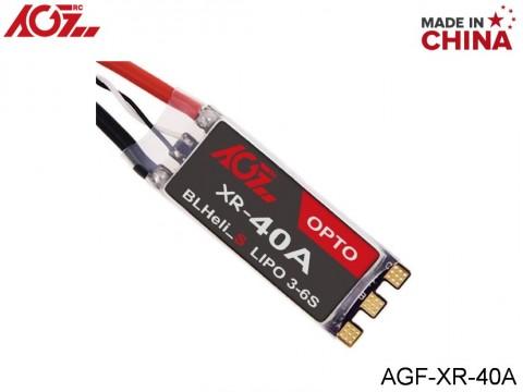AGF-Xeon Run BLHeli-S Series ESC AGF-XR-40A