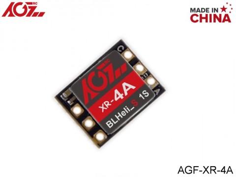 AGF-Xeon Run BLHeli-S Series ESC AGF-XR-4A