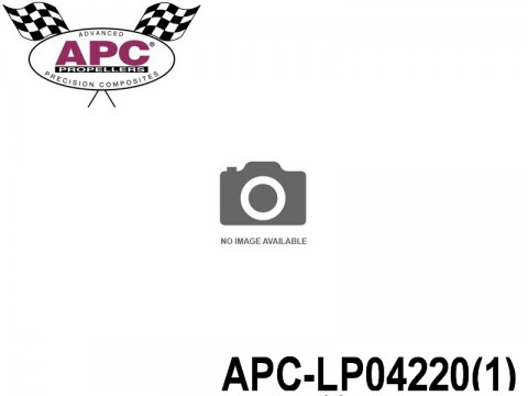 APC-LP04220(1) APC Propellers ( 4,2 inch x 2 inch ) - ( 106,68 mm x 50,8mm ) ( 1 pcs - set ) 686661041523