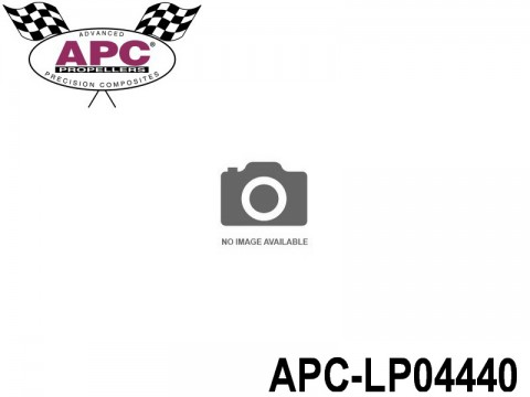 APC-LP04440 APC Propellers ( 4,4 inch x 4 inch ) - ( 111,76 mm x 101,6mm ) ( 1 pcs - set ) 686661040106
