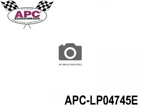 APC-LP04745E APC Propellers ( 4,75 inch x 4,5 inch ) - ( 120,65 mm x 114,3mm ) ( 1 pcs - set ) 686661040120