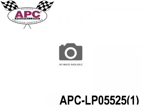 APC-LP05525(1) APC Propellers ( 5,5 inch x 2,5 inch ) - ( 139,7 mm x 63,5mm ) ( 1 pcs - set ) 686661050174