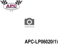 APC-LP06020(1) APC Propellers ( 6 inch x 2 inch ) - ( 152,4 mm x 50,8mm ) ( 1 pcs - set ) 686661060166