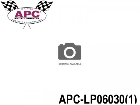 APC-LP06030(1) APC Propellers ( 6 inch x 3 inch ) - ( 152,4 mm x 76,2mm ) ( 1 pcs - set ) 686661060173