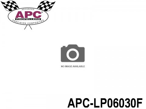 APC-LP06030F APC Propellers ( 6 inch x 3 inch ) - ( 152,4 mm x 76,2mm ) ( 1 pcs - set ) 686661060128