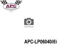 APC-LP06040(6) APC Propellers ( 6 inch x 4 inch ) - ( 152,4 mm x 101,6mm ) ( 6 pcs - set ) 686661060111