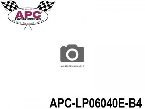 APC-LP06040E-B4 APC Propellers ( 6 inch x 4 inch ) - ( 152,4 mm x 101,6mm ) ( 4 pcs - set ) 686661060197