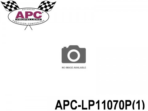 APC-LP11070P(1) APC Propellers ( 11 inch x 7 inch ) - ( 279,4 mm x 177,8mm ) ( 1 pcs - set ) 686661110434