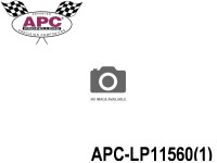APC-LP11560(1) APC Propellers ( 11,5 inch x 6 inch ) - ( 292,1 mm x 152,4mm ) ( 1 pcs - set ) 686661110472