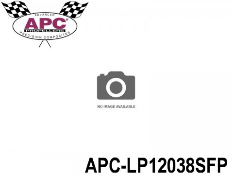 APC-LP12038SFP APC Propellers ( 12 inch x 3,8 inch ) - ( 304,8 mm x 96,52mm ) ( 1 pcs - set ) 686661120396