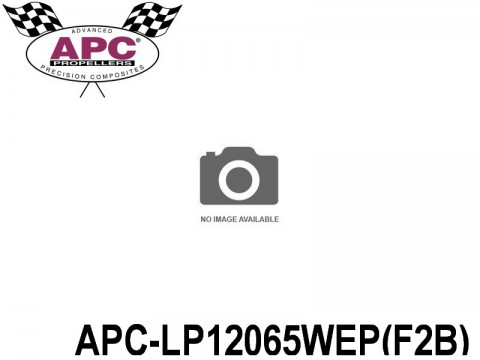 APC-LP12065WEP(F2B) APC Propellers ( 12 inch x 6,5 inch ) - ( 304,8 mm x 165,1mm ) ( 1 pcs - set ) 686661120419