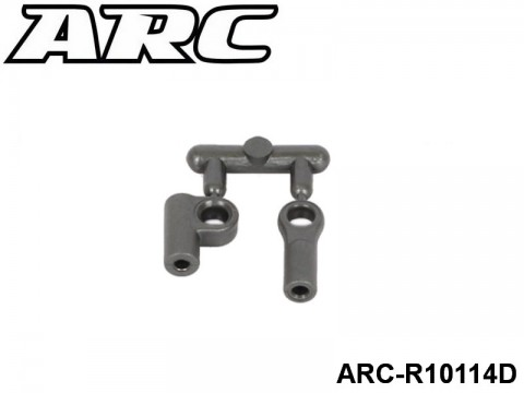 ARC-R10114D Steering Rod Ball Joint Set (LF) UPC