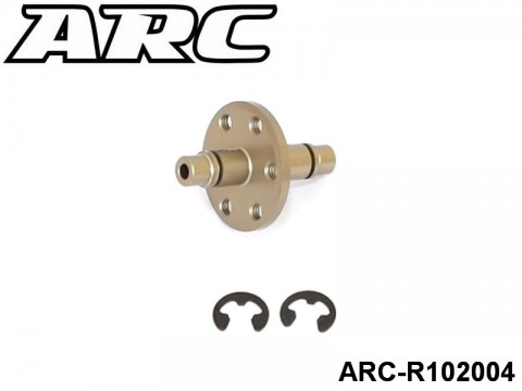 ARC-R102004 Spur Axle Alu 799975264097