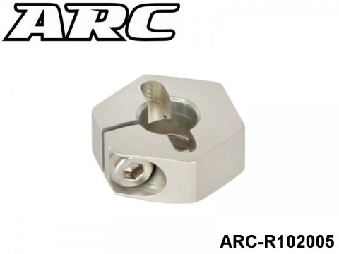 ARC-R102005 Hex Wheel Hub Alu2pcs 799975264103