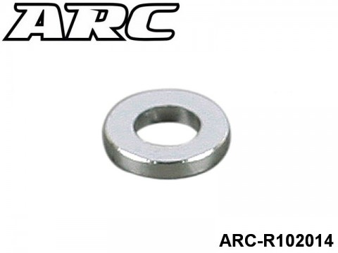 ARC-R102014 3x5.5x1mm Alu Shims(8pcs) 799975264196