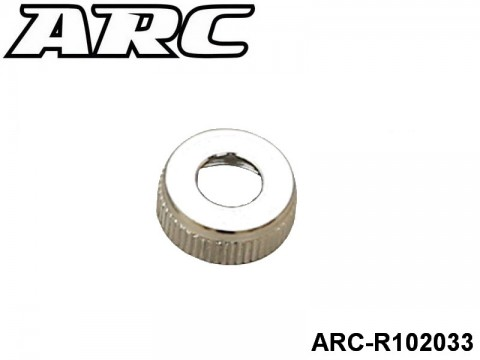 ARC-R102033 Shock Low Cap Alu Short 2pcs 799975266022