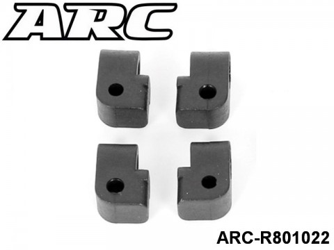 ARC-R801022 Front Low Arm Holder +2mm (4) UPC