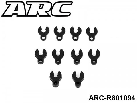 ARC-R801094 C Spacer Set 1mm-2mm-3mm UPC