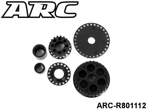 ARC-R801112 Pulley Set -Middle UPC