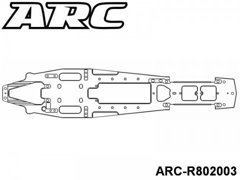 ARC-R802003 R8.0 Chassis UPC