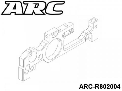 ARC-R802004 Front Alu-Bulkhead-L UPC