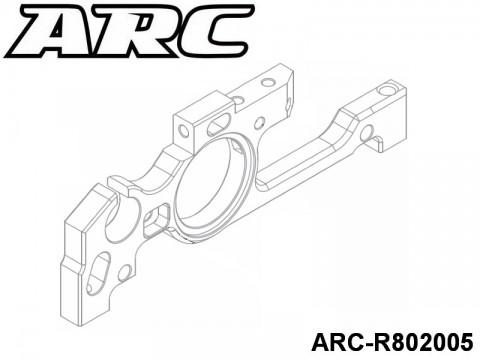 ARC-R802005 Front Alu-Bulkhead-R