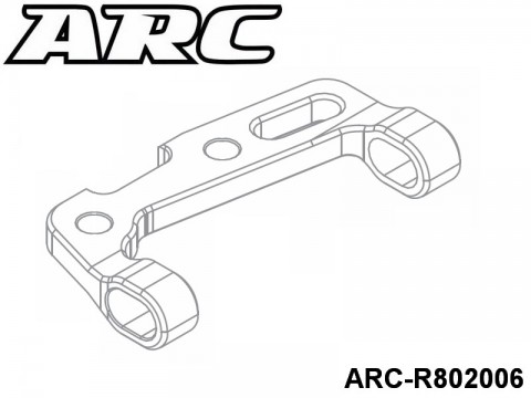 ARC-R802006 Front Upper Arm Bracket UPC