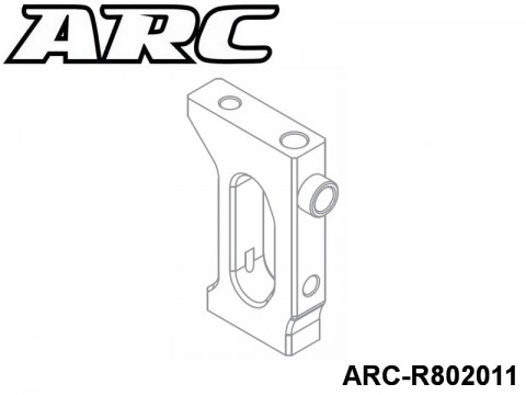ARC-R802011 Center Bulkhead -Alu UPC