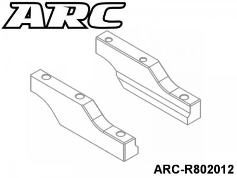 ARC-R802012 Engine Mount -Alu (2) UPC