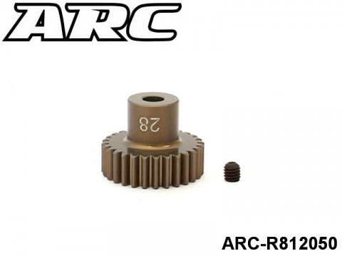 ARC-R812050 R8.0E-R8.1E Pinion 28T 710882993894
