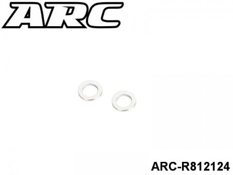 ARC-R812124 8x12x1.6mm Alu Shims (2) 710882994709