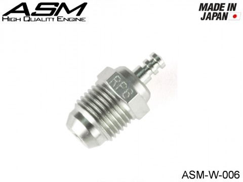ASM High Quality Engines ASM-W-006 ASM WPC GLOW PLUG RP6
