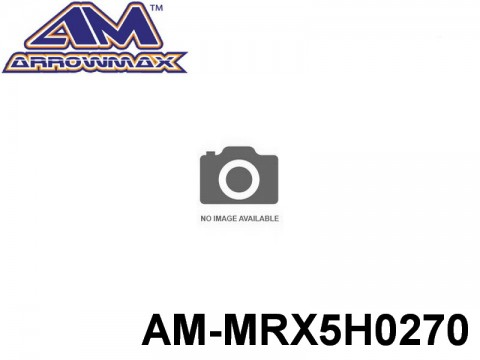 Arrowmax AMMRX5H0270 Front universal joint SET (spring steel) (2)