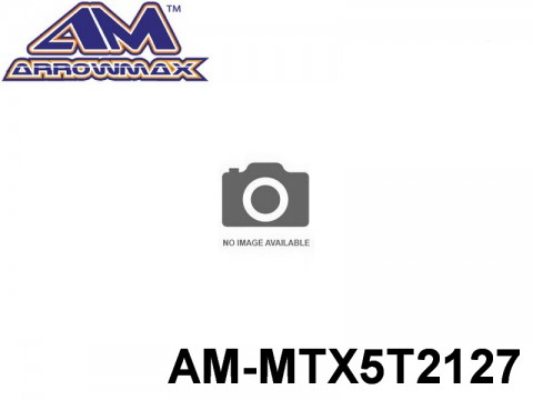 Arrowmax AMMTX5T2127 REAR LOWER SUS.SHAFT - TiNi (Spring Steel) (2)