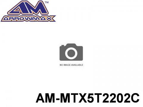 Arrowmax AMMTX5T2202C PULLEY 25T(7075 HARD)