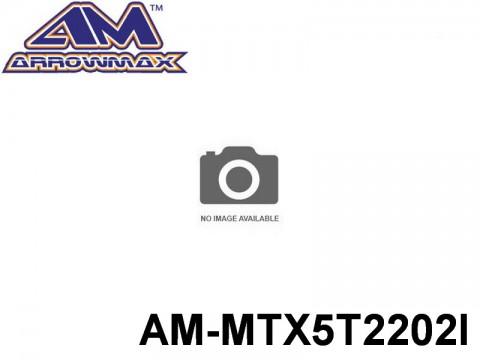 Arrowmax AMMTX5T2202I PULLEY 20T(7075 HARD)