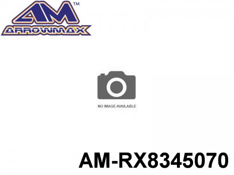 Arrowmax AMRX8345070 FRONT ONE-WAY AXLE OUTDRIVE ADAPTER (spring steel) (2)