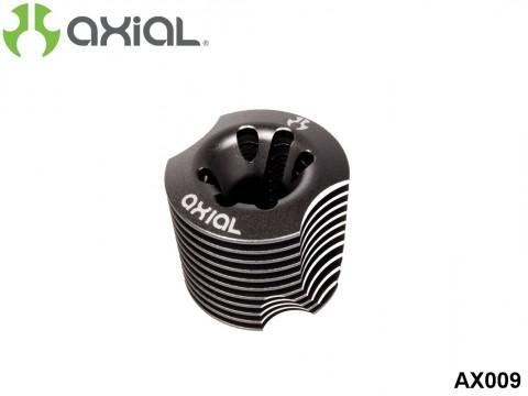 AXIAL Racing AX009 28 Engine Heatsink Head  (Grey)