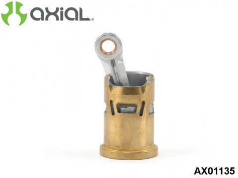 AXIAL Racing AX01135 21RR-1 Engine Cylinder Piston Connecting Rod Set (Assembled)